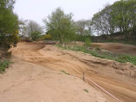 Elgin Motocross track, click to close